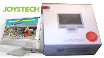 "JoyTech Universal 7"" TFT Monitor zilver kompleet"