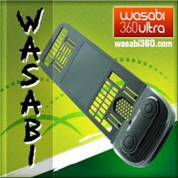 Wasabi Xbox360 Slim ombouw module