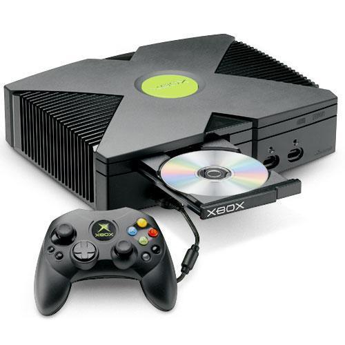 Xbox 1 ombouw