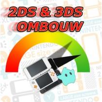 2DS & 3DS Ombouw