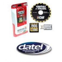 GameCard 2D/3D + 8 gigabyte
