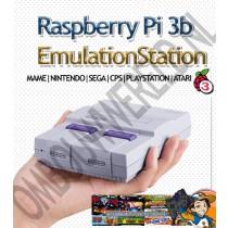Raspberry Pi 3 ArcadeStation