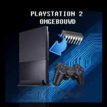 PlayStation 2 pakket + Matrixchip