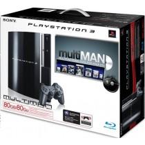 Playstation 3 Phat Omgebouwd