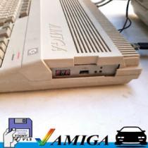 Amiga 500 Omgebouwd + alle spellen