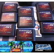 Sega Everdrive2019 Kopie + sd 8 gig