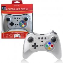 Retro Controller + Gamepad Nintendo Wii U & Wii