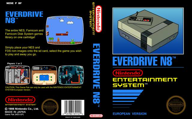 everdrive nes